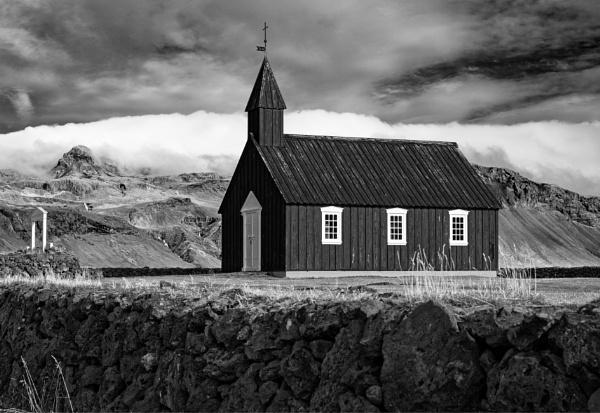 The Black Church of Budir by pdunstan_Greymoon