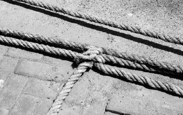 Ropes for mooring equipment for ships by rninov