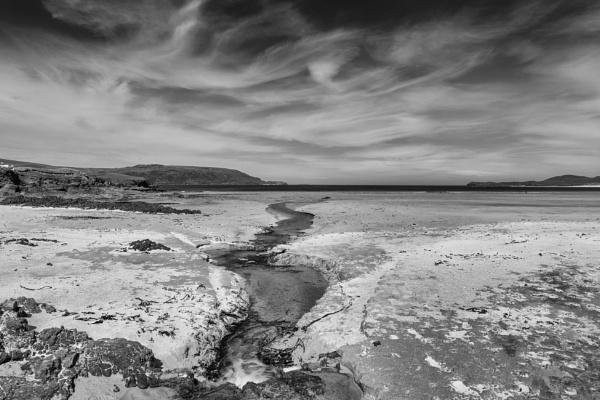 Balnakeil beach Sutherland by Backabit
