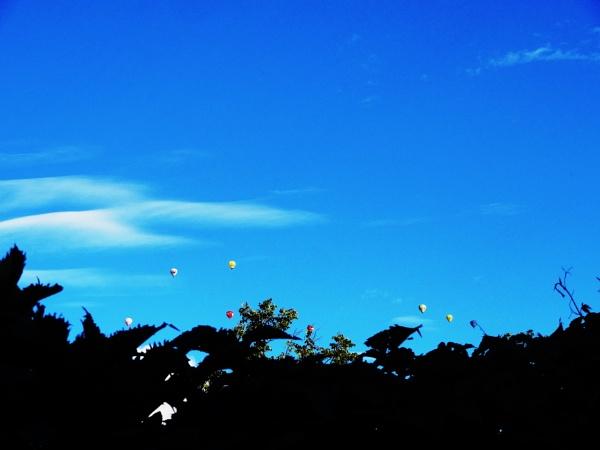 Blue sky by SauliusR