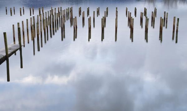 Derwentwater jetties by MrPinner