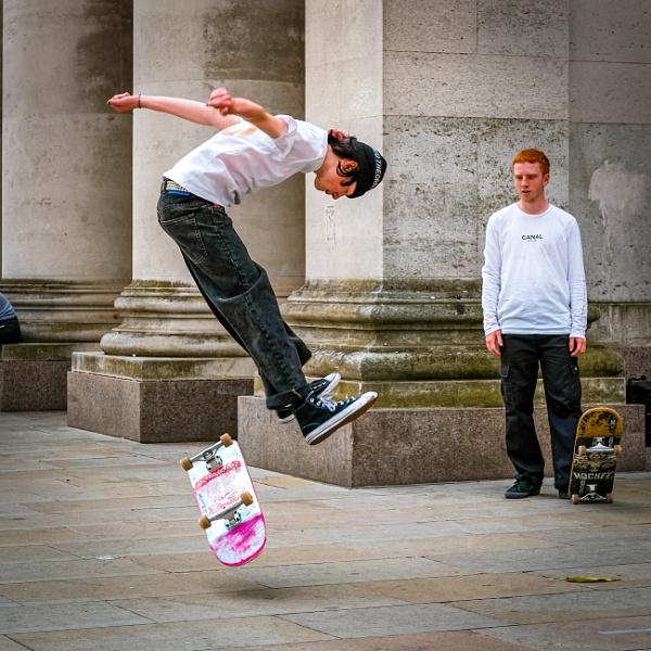 """""""Manchester Skater Boy"""" by bcegerton"""