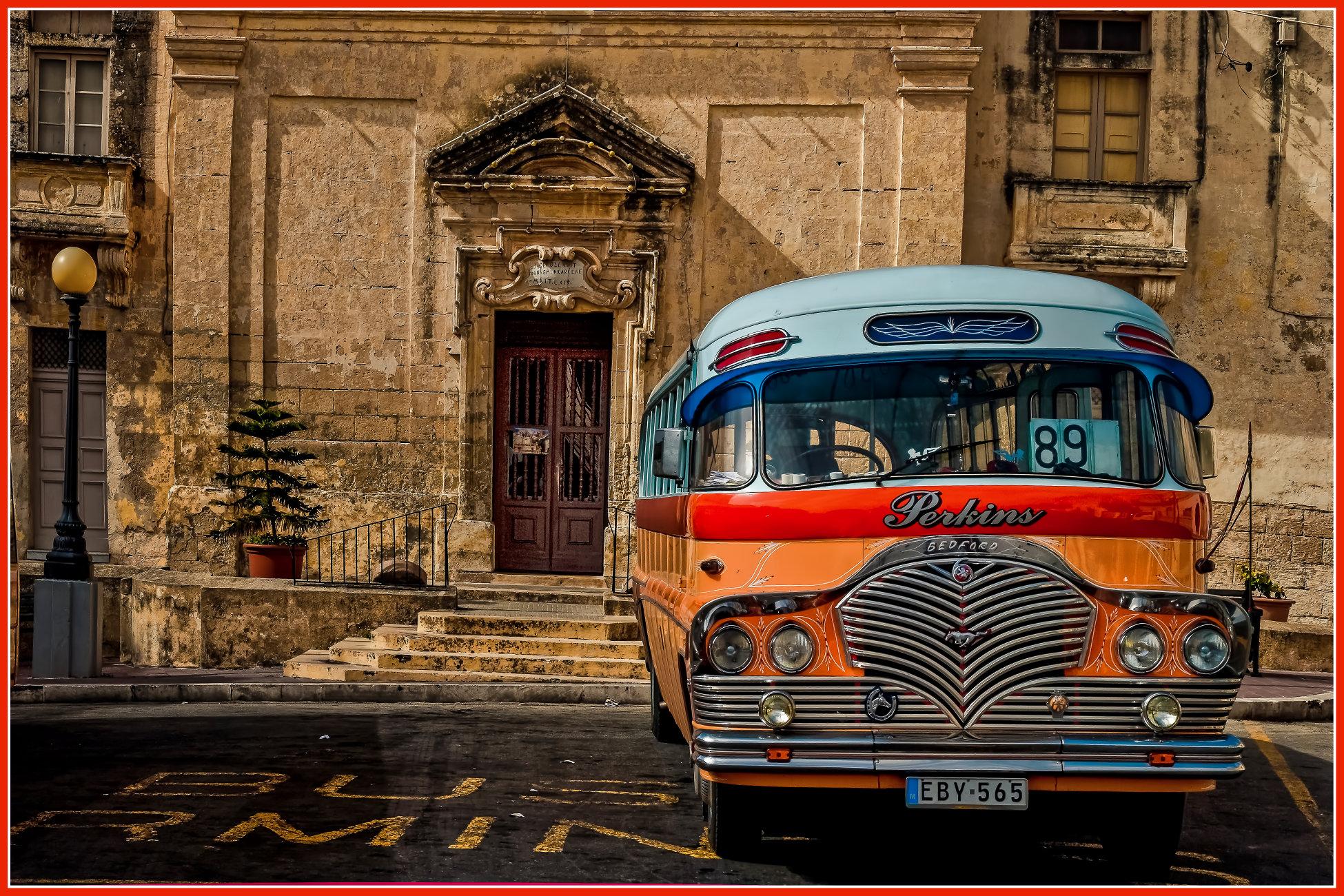 Siggiewi----Bus Terminus