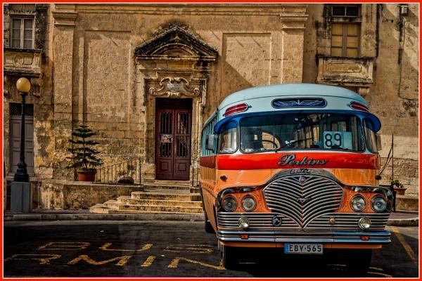 Siggiewi----Bus Terminus by Edcat55
