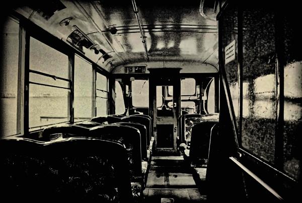 Back on the Tram by adagio