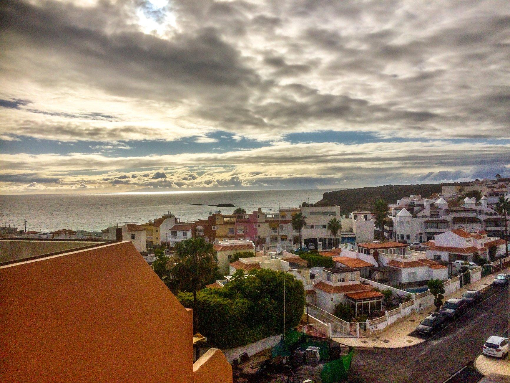 La Caleta, Tenerife South.
