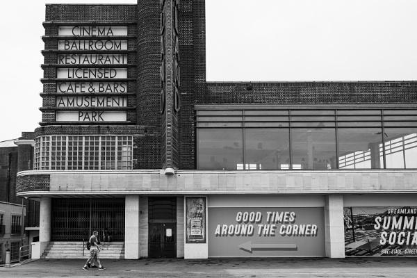 Good Times Around the Corner by Silverlake