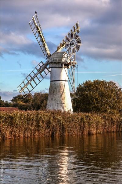 Thurne Mill by blrphotos