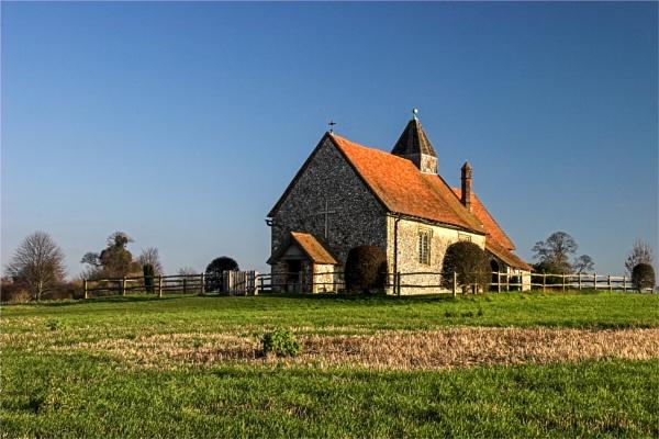 St Huberts Church by blrphotos