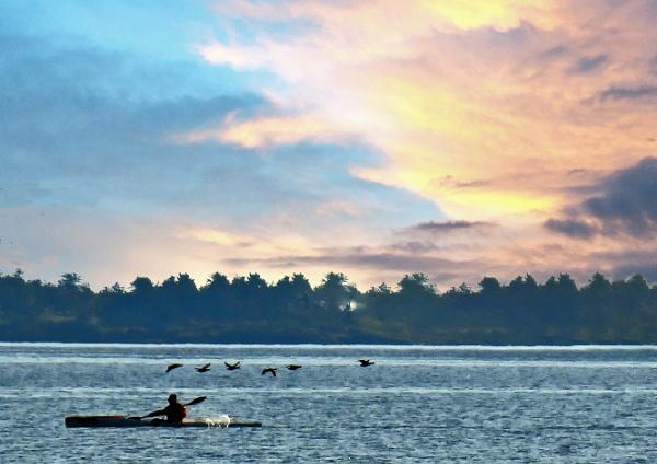 Life on the Island. by judee