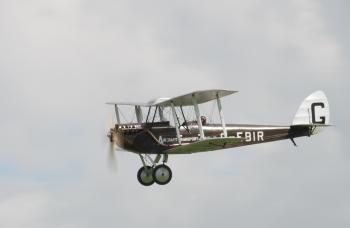 Oldest De Havilland aeroplane Still Flying