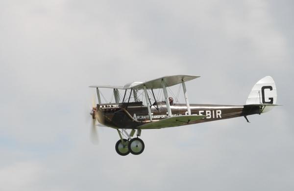 Oldest De Havilland aeroplane Still Flying by Kako