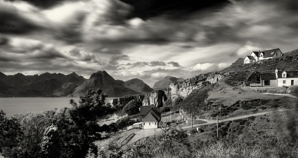 Elgol View by scrimmy