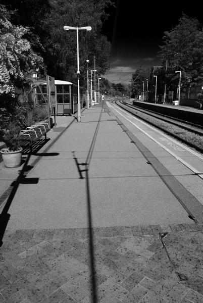 Shadow Line by nclark