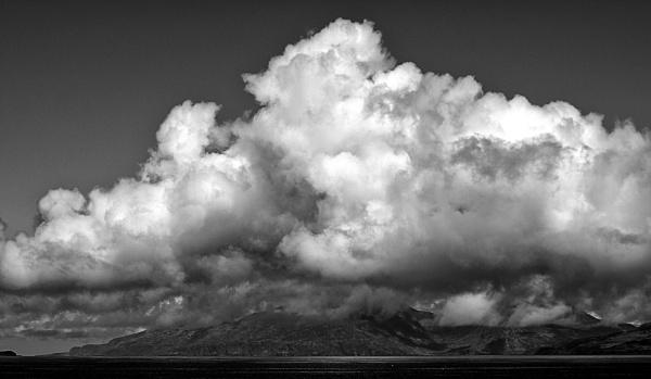cloud over Rum by backspace