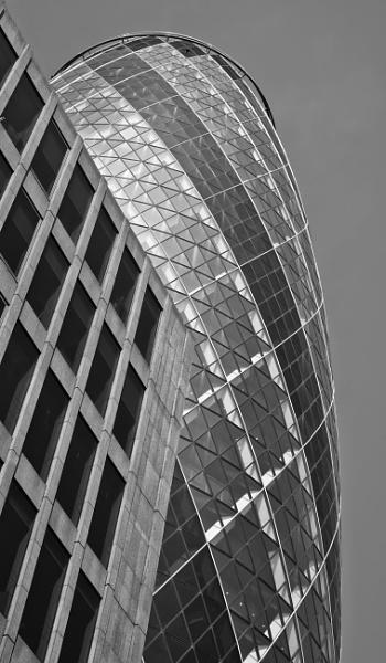 The Gherkin 30 St Mary Axe City of London by StevenBest