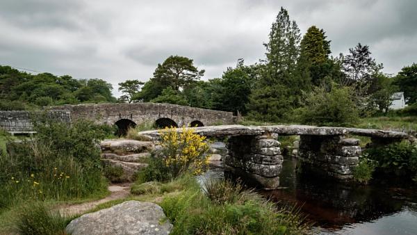 Postbridge Bridges Dartmoor by topsyrm