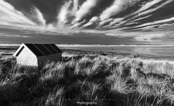 The Old Beach Hut by Stumars