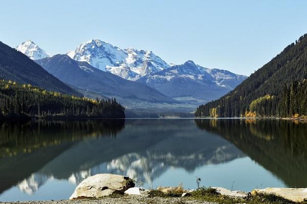 Duffey Lake, BC. Canada by pdunstan_Greymoon