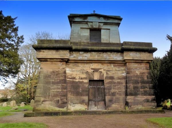 Trentham Mausoleum by eagle1955