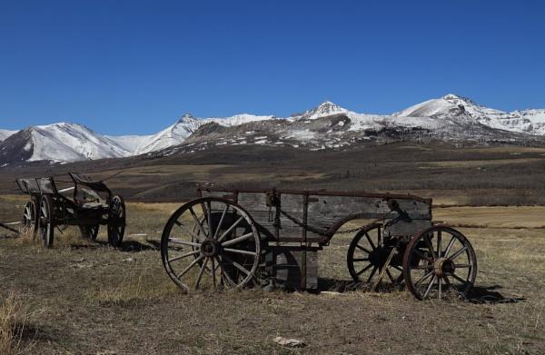 Hitch your wagon by waltknox