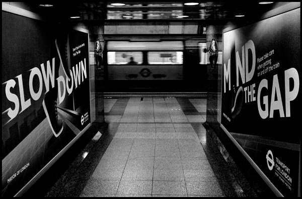 The Lone Passenger by ZenTony