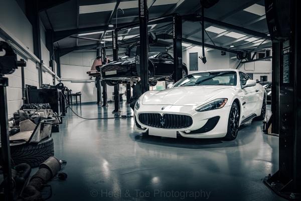 Maserati by matthewwheeler