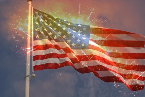 Happy Birthday America! by GGAB