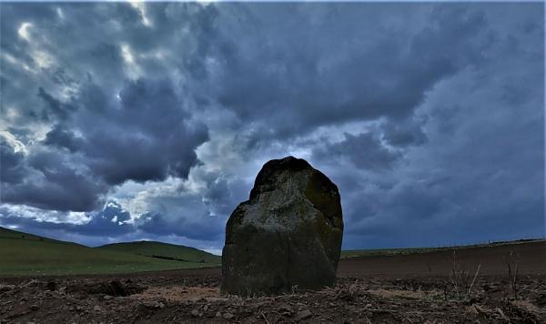 The Warrior Stone by NorthernWayfarer