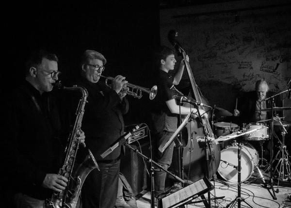 NewBop Quintet (7) - Auckland  NZ by barryyoungnz