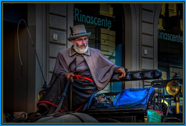 Coachman by Edcat55