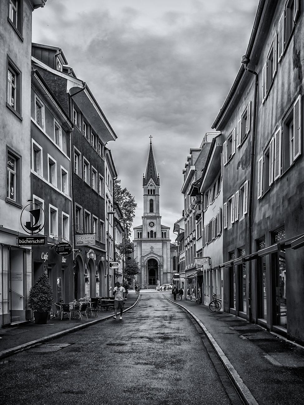 Paradiesstrasse