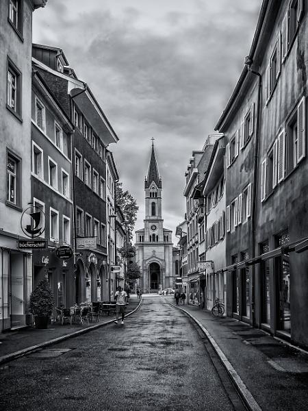Paradiesstrasse by Xandru