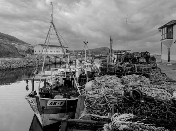 The Fishing Fleet by Ffynnoncadno