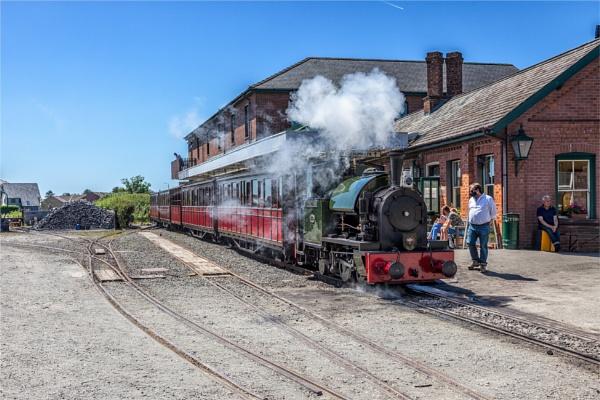 Talyllyn Railway by blrphotos