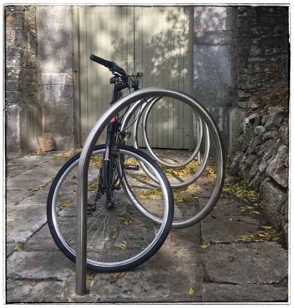 The Bike Rack by Snaphappyannie