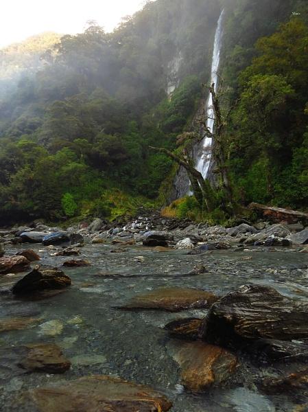 Thunder Creek Falls 5 by DevilsAdvocate