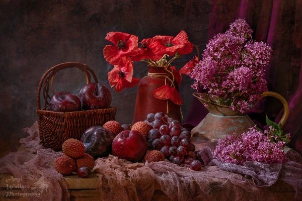Summer fruits by Angi_Wallace