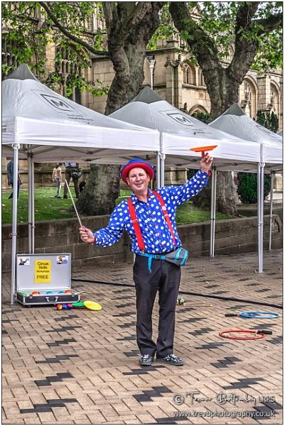 Circus Skills by TrevBatWCC