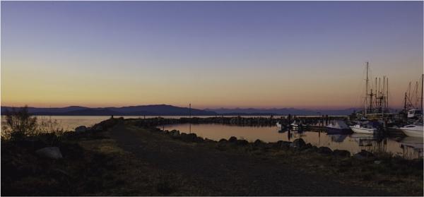 Marina at Sunset by Daisymaye