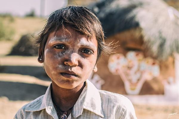 Child of Desert... by clicknimagine