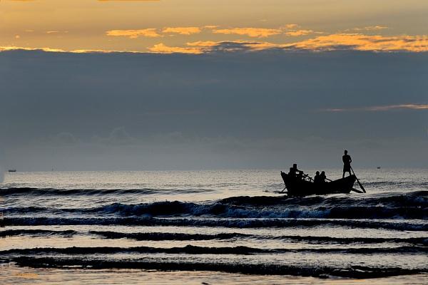 Digha beach.(45) by debu