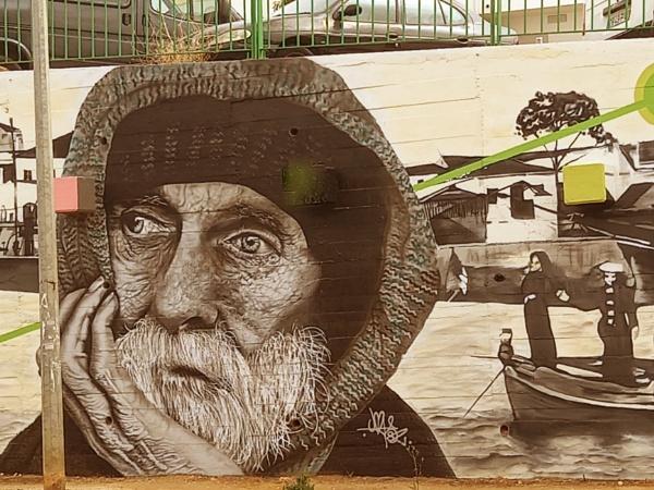 Portuguese Urban art. by Chinga