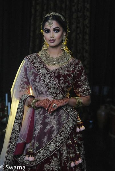 Bridal Portrait IV... by Swarnadip