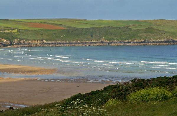 Pentire coast - 2 ... by JuBarney