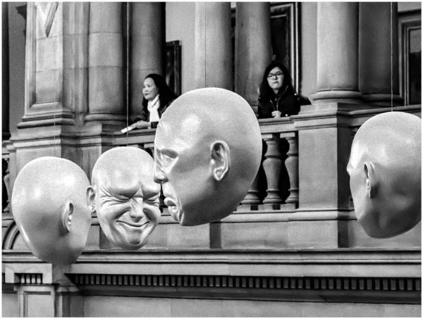 Six Heads by mac