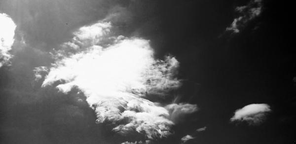 Crow cloud by pablophotographer