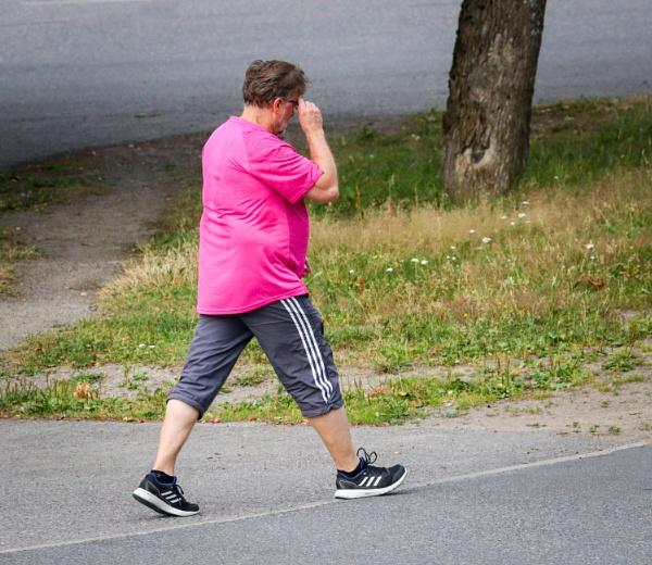 Footsteps. by Jukka