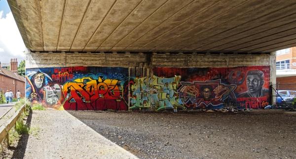 Graffiti by pdunstan_Greymoon