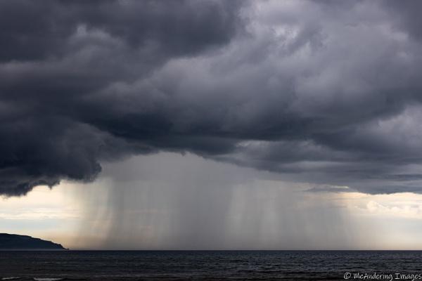 The Storm Mushroom by PMWilliams